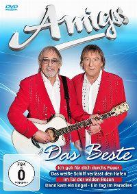 Cover Amigos - Das Beste [DVD]